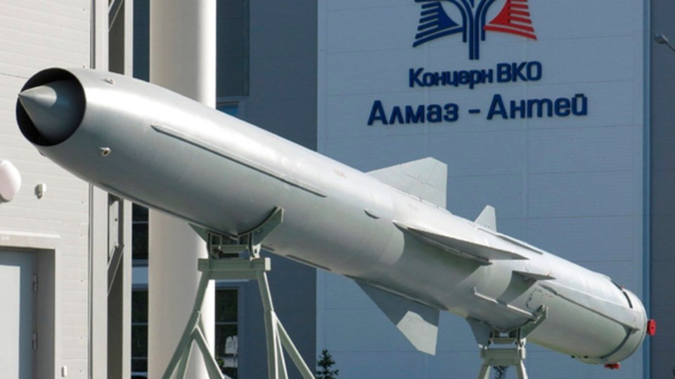 The Kazan is capable of carrying up to 32 Kalibr cruise missiles