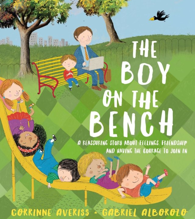 Critics claim it bears similarities with Corrinne Averiss' children's book
