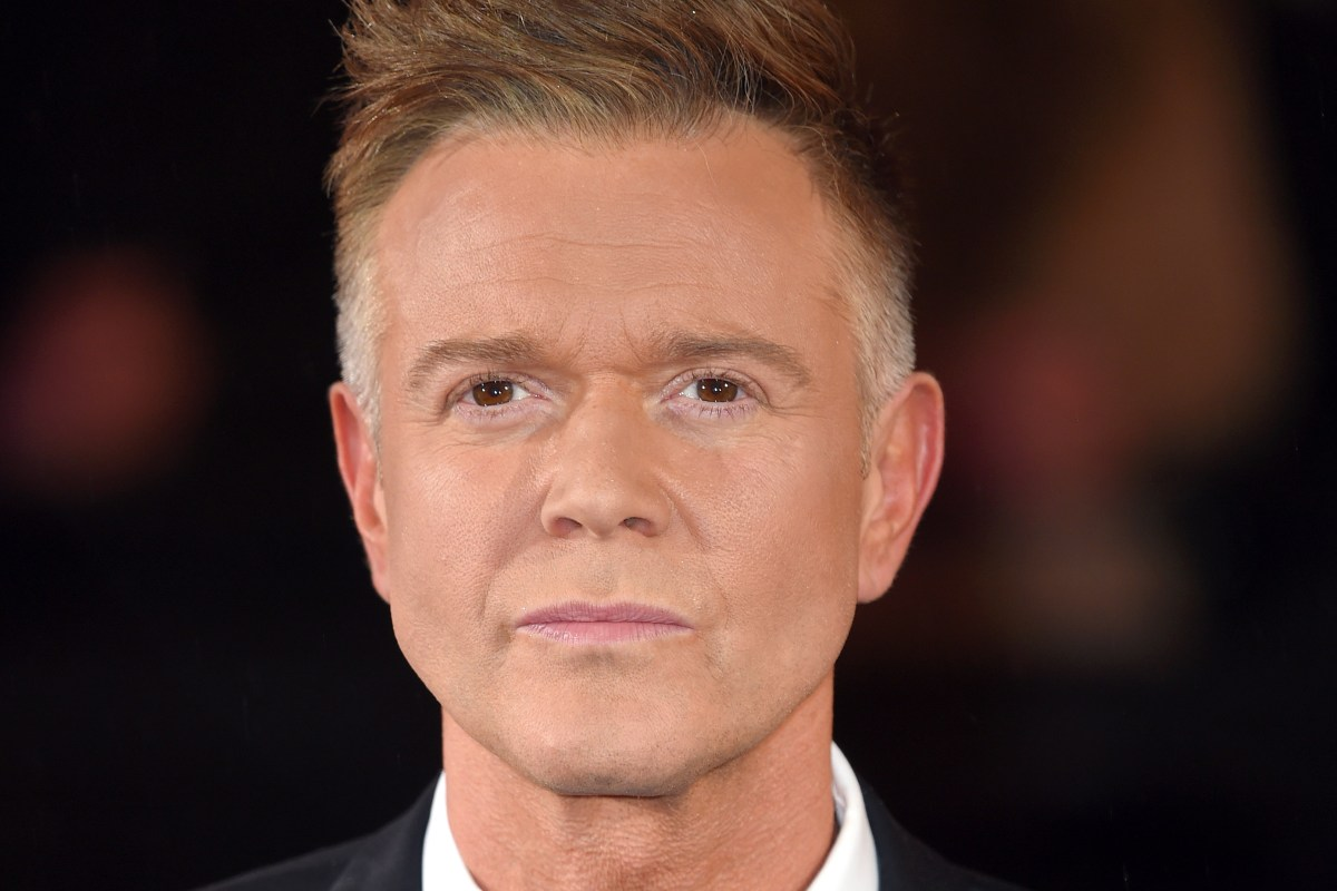 Darren Day reveals he's gone a year without drugs & booze after lockdown relapse