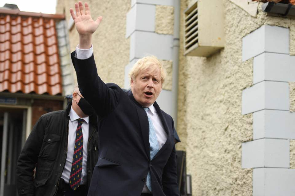 Boris Johnson to set to give the final go-ahead for Britain to take the biggest single step towards normal life