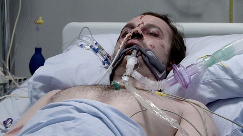 ITV viewers were left speechless after Seb sadly passed away