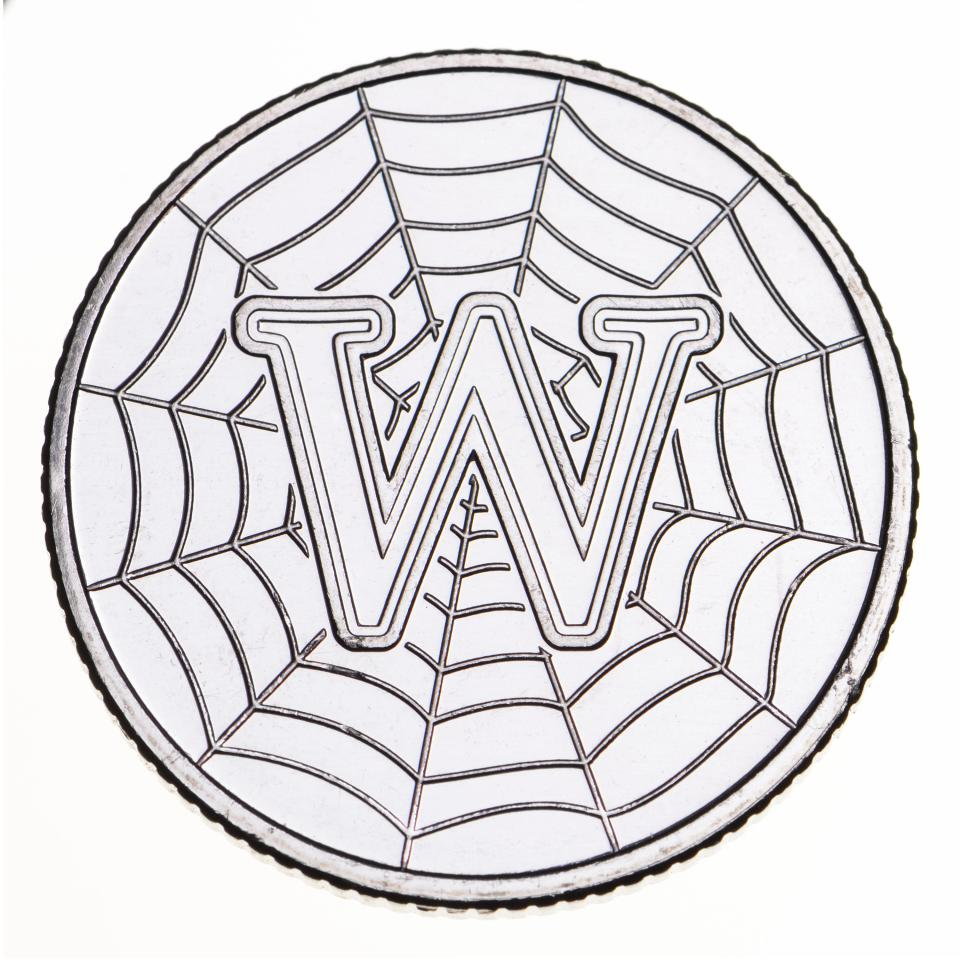 The World Wide Web 10p coin is one of the rarest and most valuable