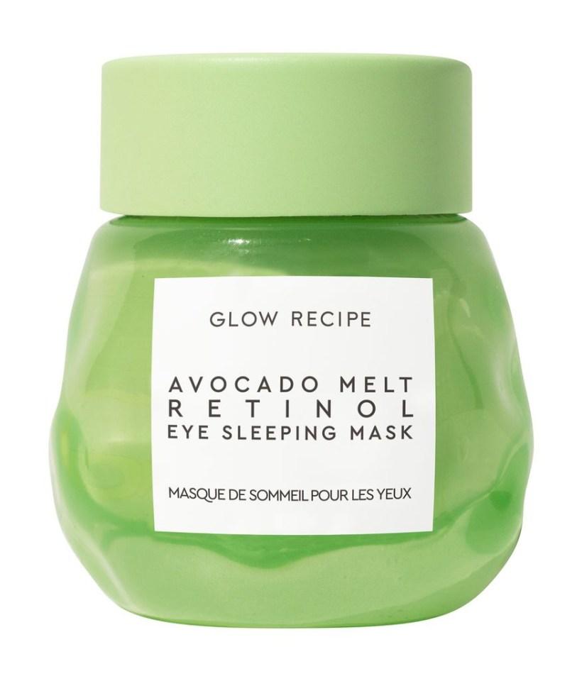 There's no need to spend £41 on Glow Recipe's Avocado Melt Retinol Eye Sleeping Mask...