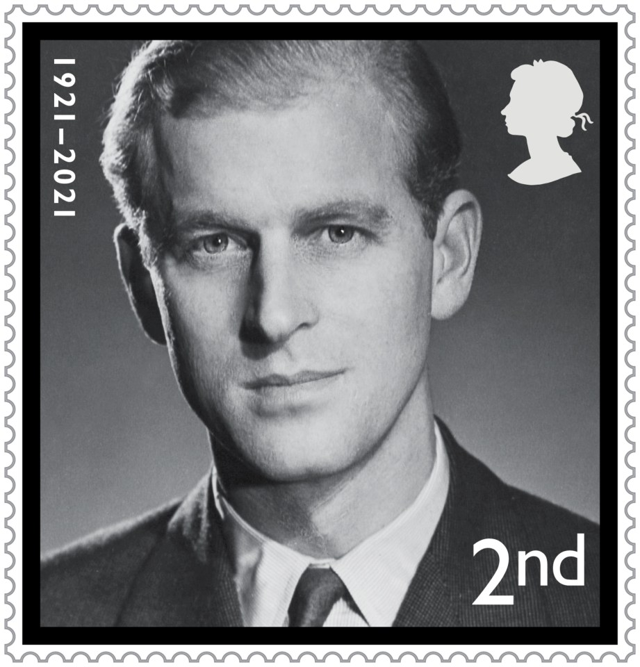 The Duke of Edinburgh is set to feature on four new stamps