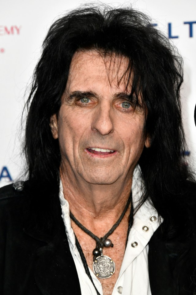 Alice Cooper revealed he shared a mutual outdoor pursuit with Dylan - golf