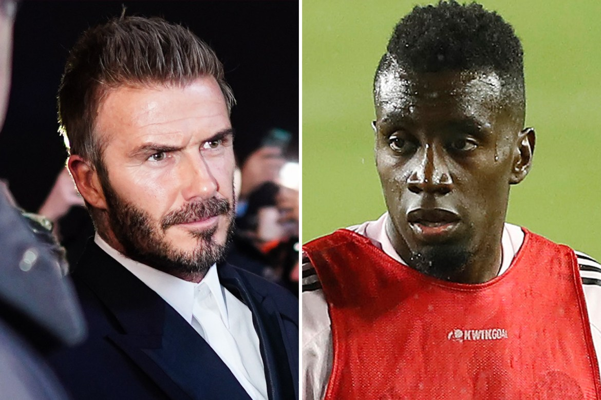 David Beckham furious as Inter Miami hit with £1.4MILLION fine and transfer  sanctions over Blaise Matuidi signing