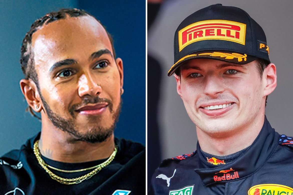 Lewis Hamilton not interested in 'childish' mind games with Max Verstappen  in F1 title battle