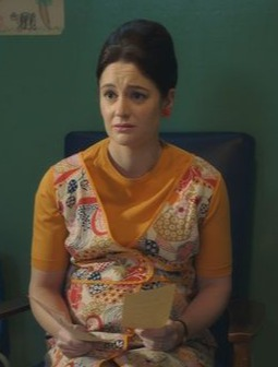 Paula plays Vera in season 10 of Call The Midwife