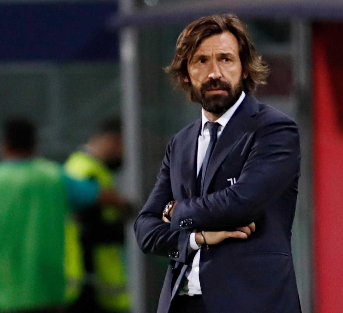 Juventus to sack Andrea Pirlo as manager and reappoint Max Allegri as boss  as furious fans protest after horror season