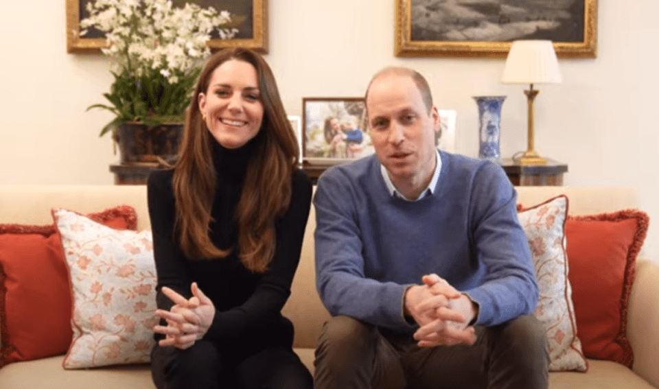 The Duke and Duchess of Cambridge launched their YouTube channel this week