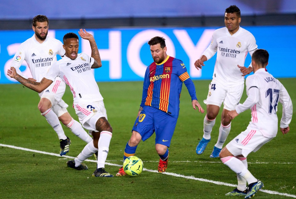 Real Madrid, Barcelona and Juventus fight against any sanctions