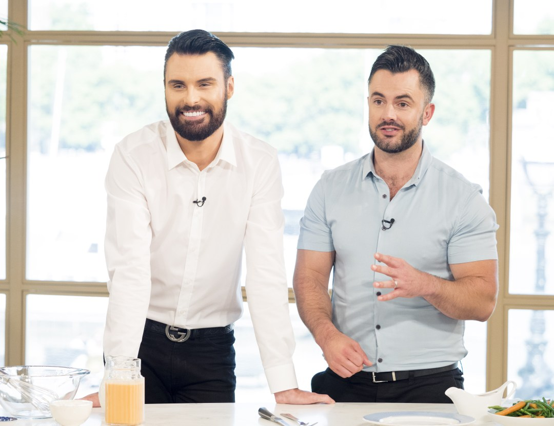 In 2016 Rylan and Dan presented This Morning together