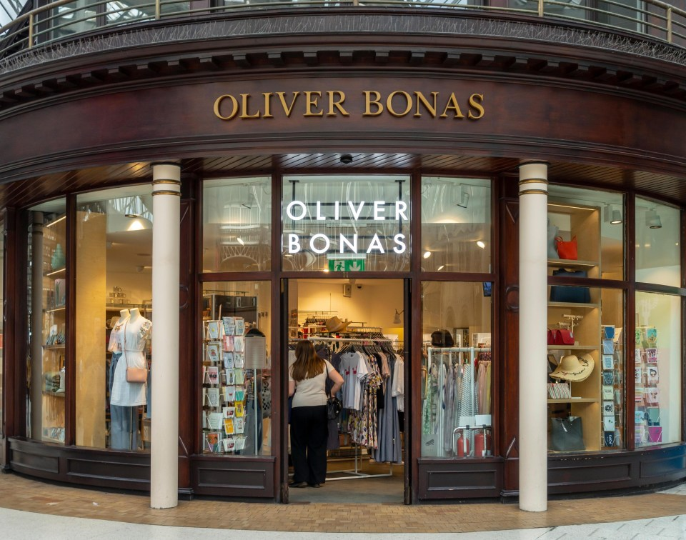 Oliver Tress founded the fashion and lifestyle store