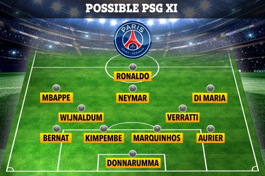 PSG could have an even more star-studded team next season