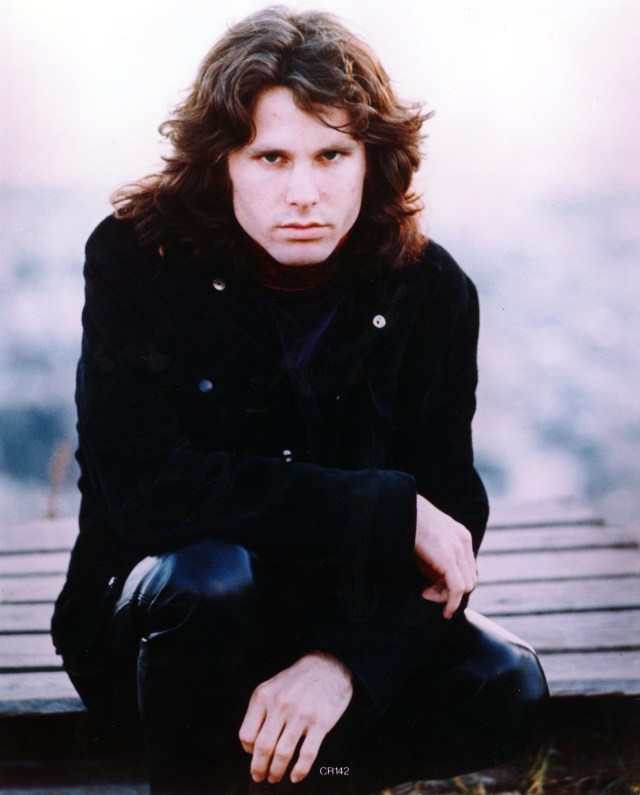Jim Morrison died at the age of 27 in mysterious circumstances