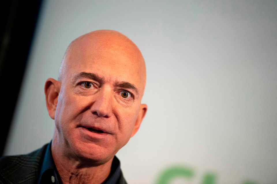 Bezos has announced he'll be on his Blue Origin flight to space on July 20