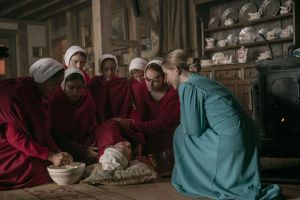 Season 4 of The Handmaid's Tale is currently being shown on Channel 4 in the UK