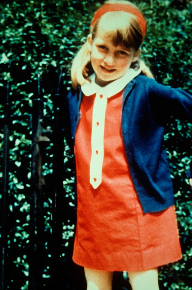 Diana hailed from the county of Norfolk as she was born at Park House, in Sandringham