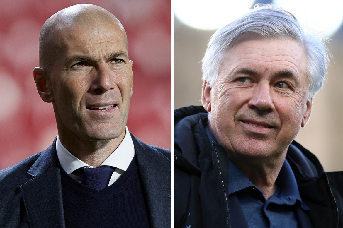 Real Madrid 'plan to hire Carlo Ancelotti IMMEDIATELY and announce Everton  boss as new manager today' to replace Zidane