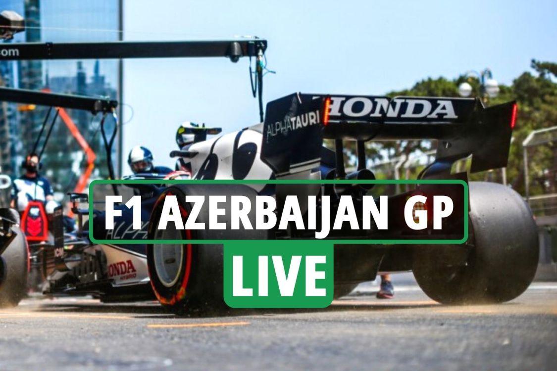 F1 Live Azerbaijan Gp Post Race Show - Instumental ST
