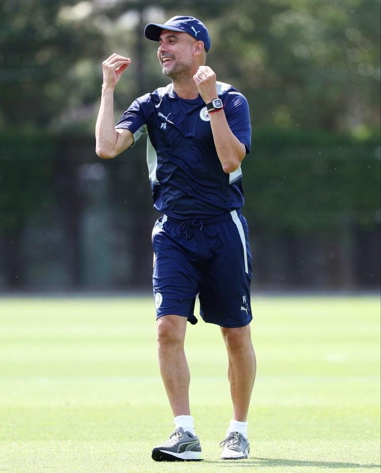 Pep Guardiola's Man City are preparing a £100m bid for England hero Grealish
