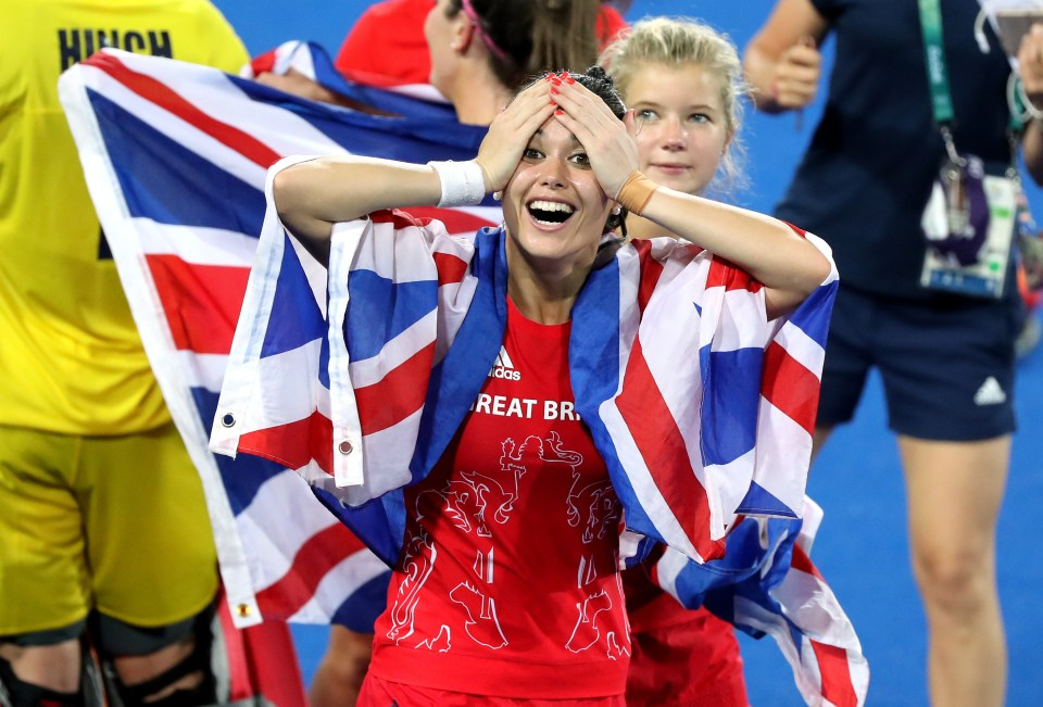 Elated Quek celebrates winning gold after defeating the Netherlands