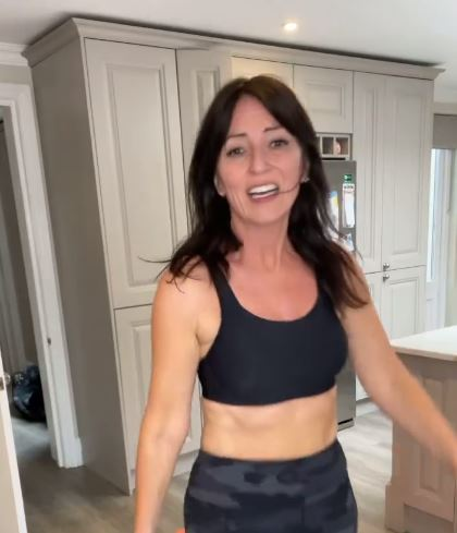 The tide turns with celebrities like Davina McCall speaking about their experiences with menopause