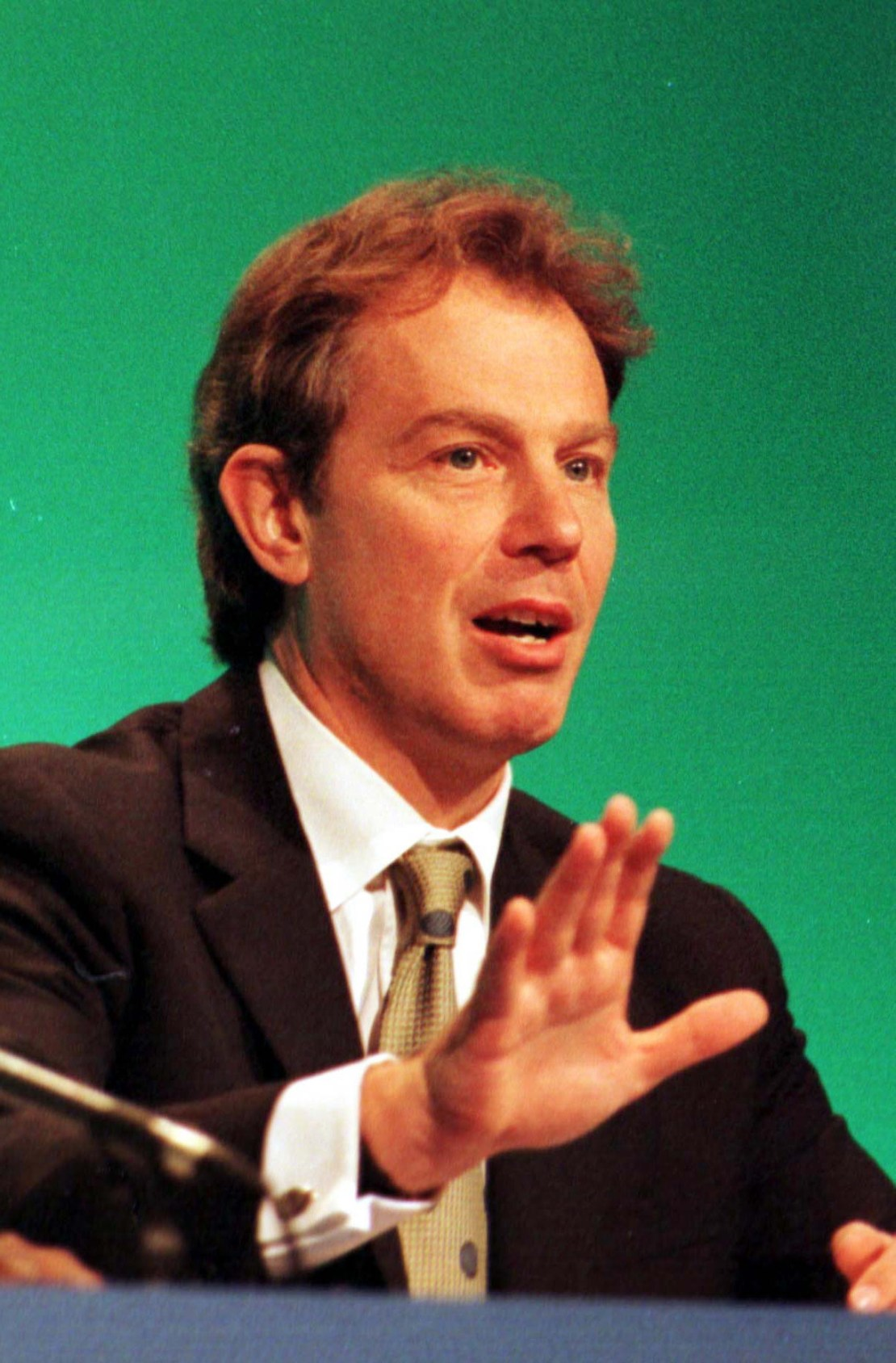 The idea was proposed to Tony Blair in 1997 just two days after Diana died in a car crash