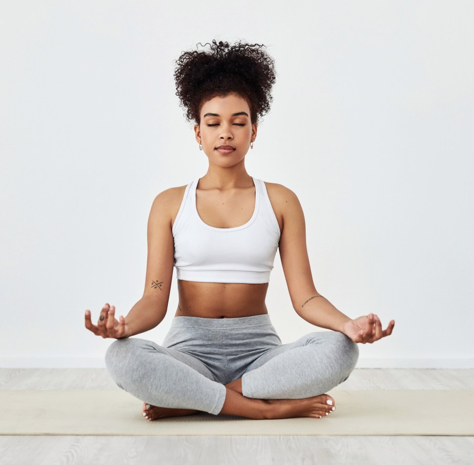 Bring calm to your fingertips with this exercise