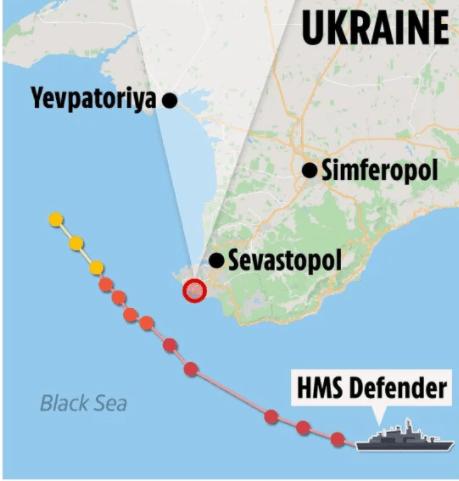 Last month's Black Sea clash made headlines around the world