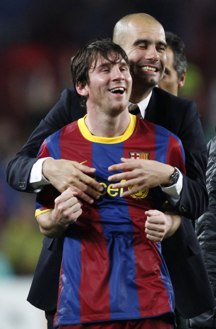 Which club is Lionel Messi Headed to