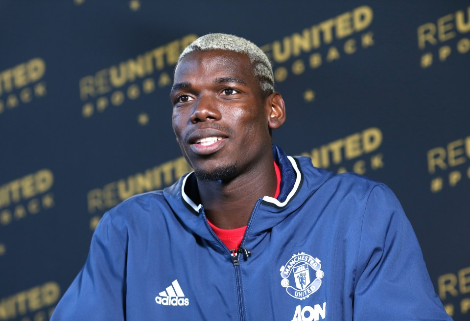 Paul Pogba held the record as an £89m signing for Manchester United