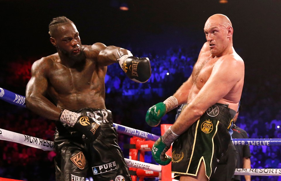 Deontay Wilder's trilogy with Tyson Fury has been moved to October 9