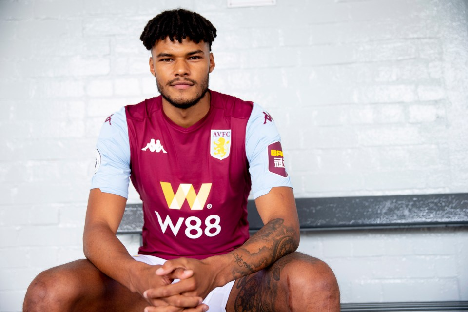 Tyrone Mings says he has been racially profiled by police