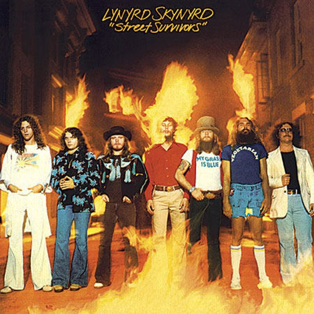 Lynyrd Skynyrd's album was considered insensitive because band members had died