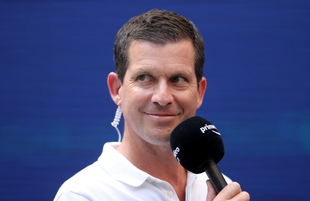 Tim Henman was left stunned at what he had witnessed with Raducanu