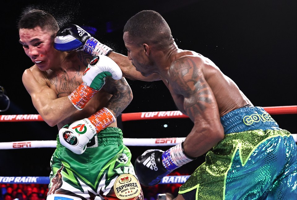 Many felt Conceicao did enough to rip the title away from the Mexican