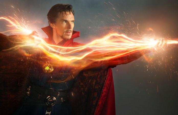 Marvel fans know Benedict as Doctor Strange