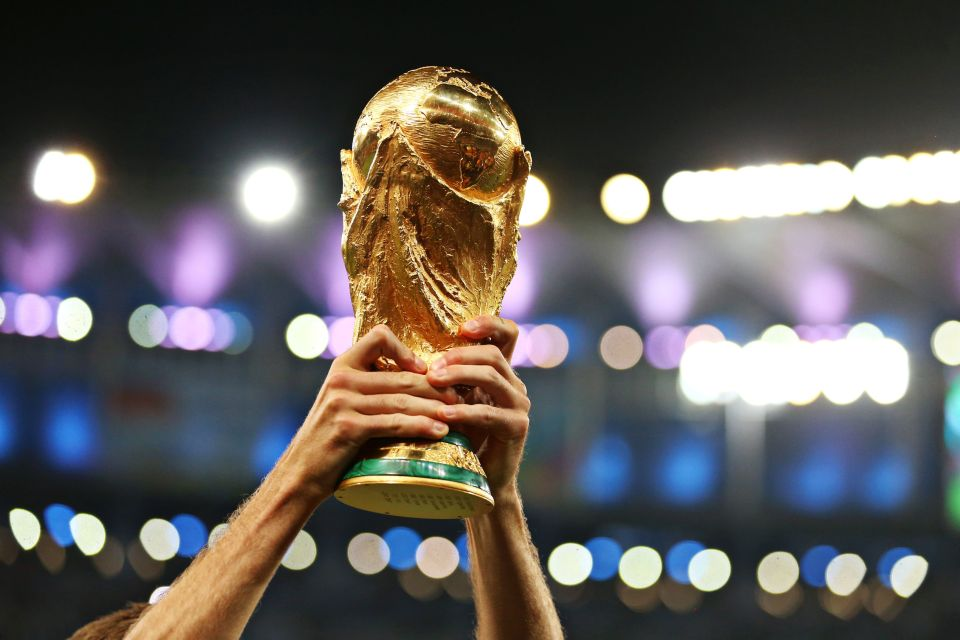 Fifa want to stage the World Cup every two years instead