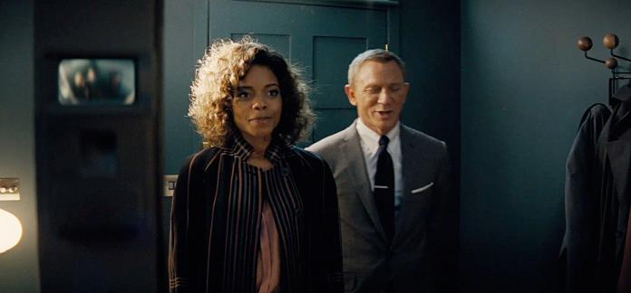 This ride will leave you rocked and excited, featuring Danielle Craig as Miss Moneypenny alongside Naomi Harris