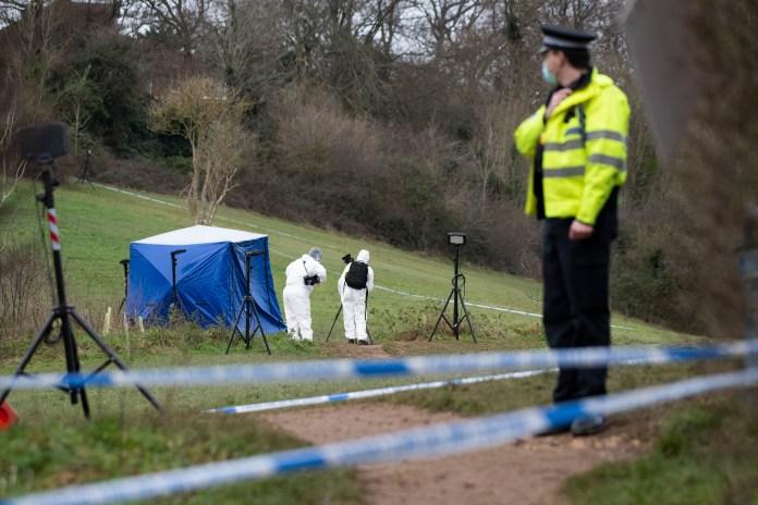 Police siege after Oli's murder