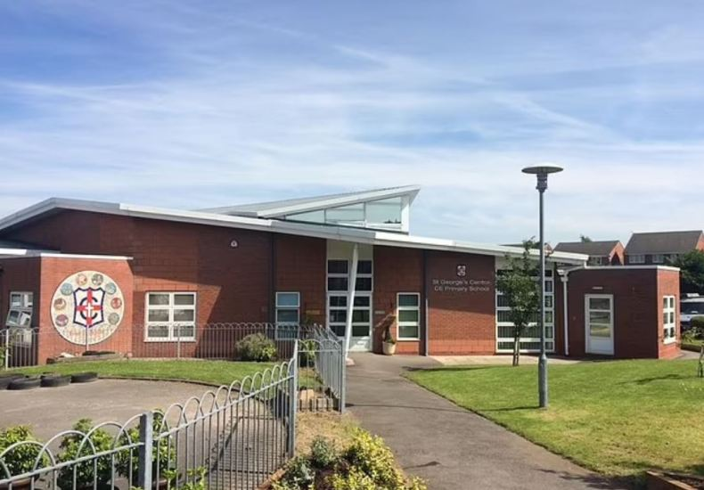 St George's Central Church of England Primary School