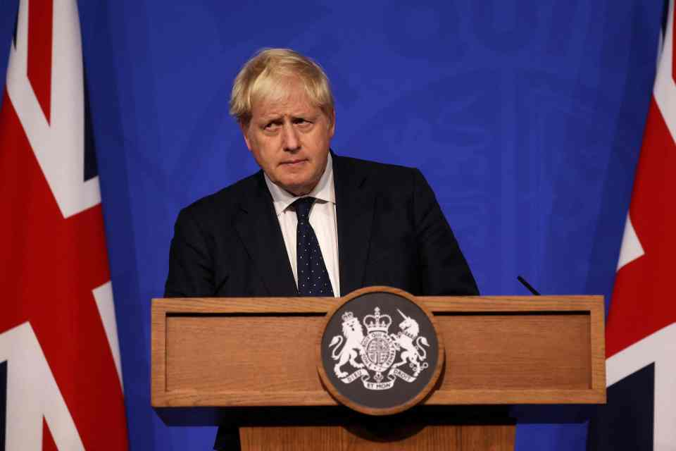 Boris Johnson has said vaccine passports could be introduced later this year