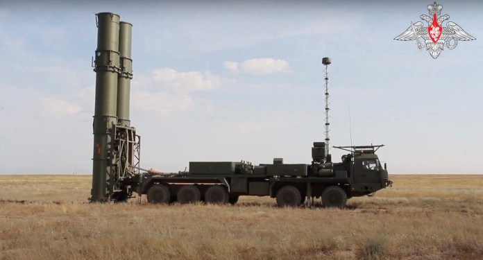 The S-500 missile system can hit enemy aircraft and missiles up to an altitude of 125 miles