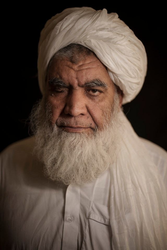 """Turabi said executions and amputations will return as """"cutting off hands is very necessary"""""""