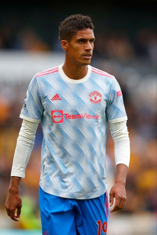 Arsene Wenger also missed out on signing current Manchester United defender Raphael Varane