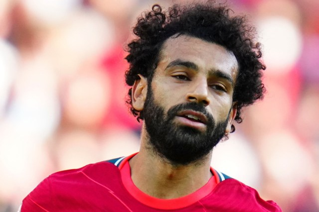 Mo Salah joined the Premier League 100 club last weekend