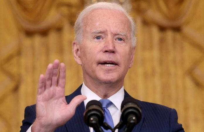 It'll be another headache for Joe Biden as pressure mounts on the beleaguered president