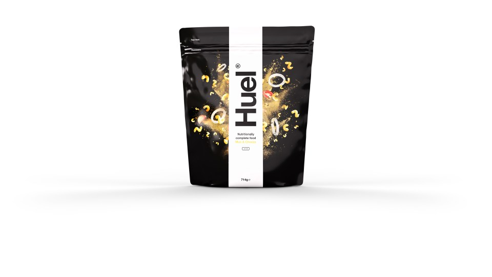 New Huel Hot & Savoury