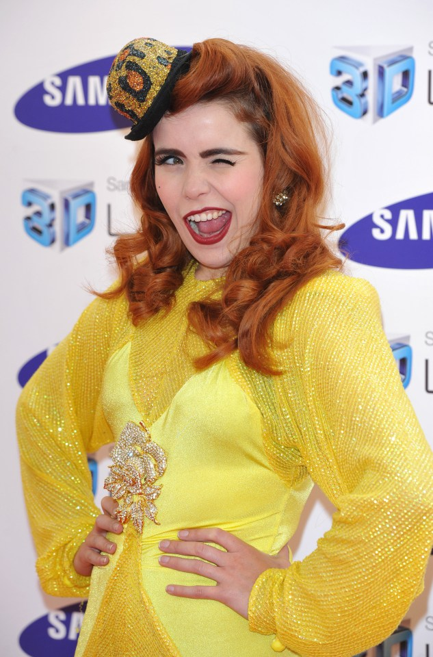 Paloma Faith has showed support to the band